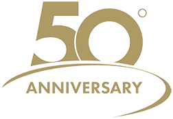 50° Anniversary